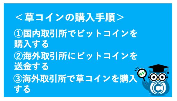 草 コイン