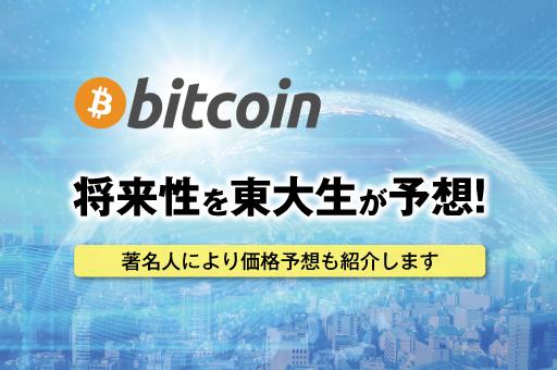 ビットコインの将来性解説画像