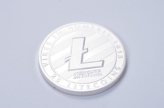 コイン チャート ライト