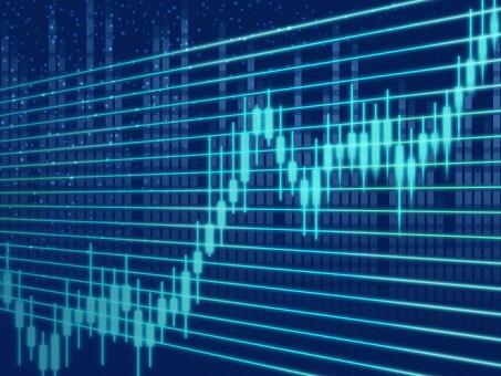 仮想通貨のチャート画像