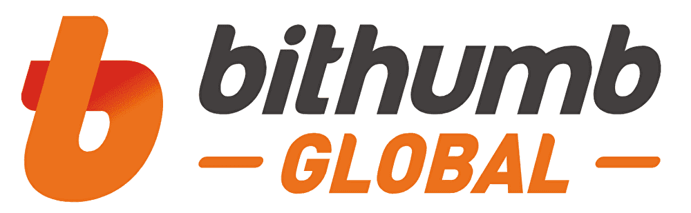 bithumb globalロゴ