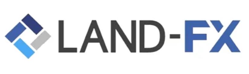 LANDーFXロゴ