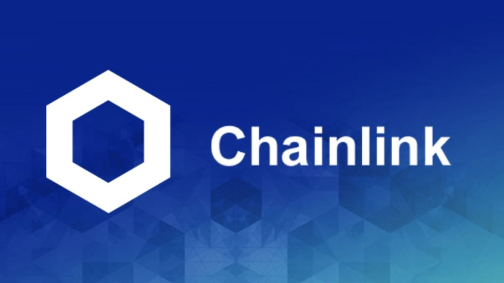 Chainlink(チェーンリンク/LINK) ロゴ