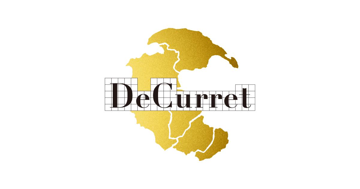 decurretロゴ